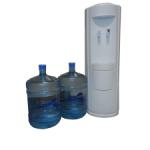 5 gallon water bottle and cooler