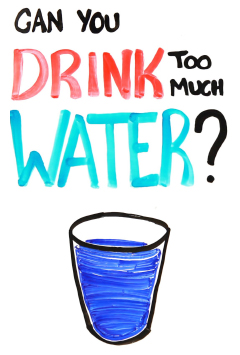 can-you-drink-too-much-water