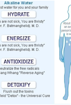 alkaline water the best water for you