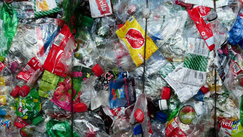 crushed-recycyled-plastic-bottles-how-to-recycle
