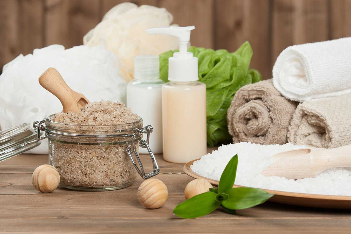 salt bath remedy benefits