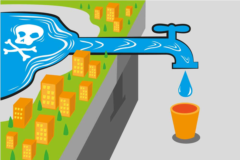 tap water in contaminants affecting homes