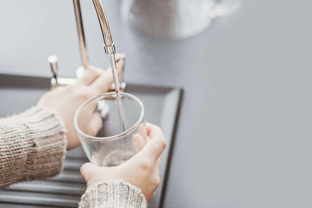 reverse osmosis tap water